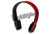 Hobby Concept Hobby tech - casque stéréo bluetooth qualité hifi couleur rose + micro intégré