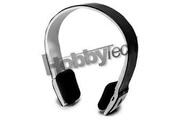 Hobby Concept Hobby tech - casque stéréo bluetooth qualité hifi couleur blanc + micro intégré
