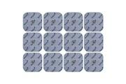 Axion Électrodes pour électrostimulateurs sanitas beurer hydas - 12 électrodes 45x45 mm