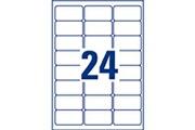 Avery Etiquettes pour timbres à imprimer 63.5 x 33.9 mm x 240