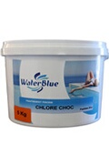 Astral Chlore choc waterblue pastilles 20g - 30kg