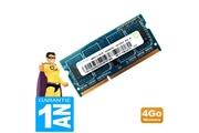 Ramaxel 4go ram pc portable sodimm ramaxel rmt3170me68f9f ddr3 pc3-12800s 1rx8 cl11