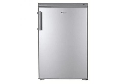 Haier Haier httf-506s- réfrigérateur table top - 113 l (98 + 15 l) - froid statique - a+ - l 55,4 cm x h 85 cm - silver