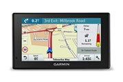 Garmin Garmin drivesmart 50lmt-d satellite navigation with western europe lifetime maps and traffic - 5 inch, black