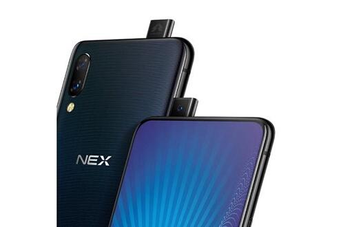 Vivo Smartphone vivo nex 8+128go noir eu version globale