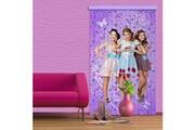 Bebegavroche Rideaux team violetta disney channel-standard : 140x245 cm