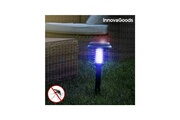 Innovagoods Lampe solaire anti-moustiques pour jardin sl-700 innovagoods