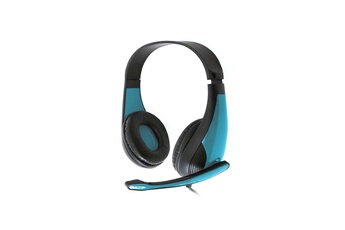 Ecouteurs gaming omega freestyle fh4008bl bleu
