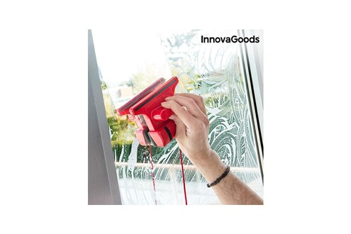 Innovagoods Lave-vitre magnétique innovagoods