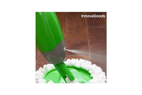 Innovagoods Serpillière triple avec pulvérisateur innovagoods