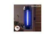 Innovagoods Lampe anti-moustiques kl-1800 innovagoods 6w noire