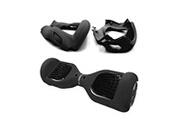 Air Rise Coque silicone pour hoverboard 6.5 pouces noir