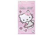 Fun House Sticker mural hello kitty