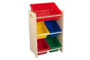 KIDKRAFT Etagère de rangement 5 casiers storage
