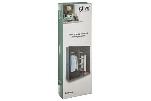 Five Simply Smart Armoire penderie
