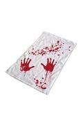 Bbtradesales Blood bath hand towel