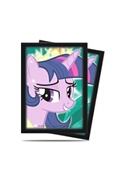 Xbite Ltd Ultra pro my little pony twilight sparkle 65 deck protector sleeves - 10 packs