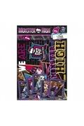 Panini Monster high sticker starter pack