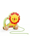FISHER PRICE Fisher price lion on wheels