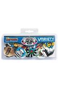 Harrows Harrows variety dart flights pack of 10 sets