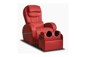 Fauteuil massant funny rouge