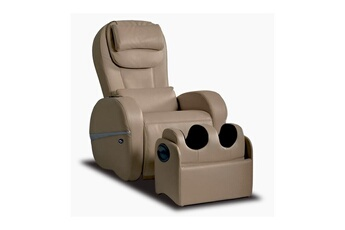 Fauteuil massant funny champagne