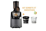 Kuvings Pack promo kuvings evo820 gris mat anthracite + kit à smoothies et sorbets