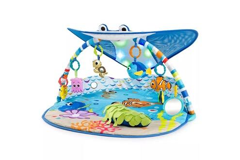 Disney Tapis d'activités mr. Ray ocean lights k11095