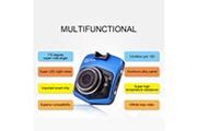 Shot Case Camera enregistreur voiture pour porsche 12mpx 1080p hd angle 170 degres night vision accident (bleu)