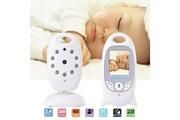 Xcsource Xcsource® 2.4 ghz babyphone vidéo numérique baby monitor audio bidirectionnelle avec 2.0 ah006