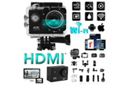 Xcsource Caméra action sports wifi 4k affichage lcd 2.0