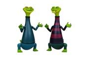 Silverlit Ouaps - monchhichi pack 2 figurines blitz & glitz