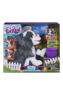 Fur Real Friends Ricky, le petit chien très malin - e03841010