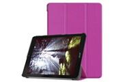 Alsatek Acer chromebook tab 10 housse etui cuir pu horizontal violet als89406