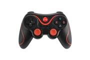 Xcsource Xcsource manette de jeu pavé tactile sans fil bluetooth noir avec support de support détenteur réglable pour androide smartphone / tablette / tv box bc653