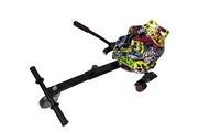 Air Rise Hoverkart hip hop universel compatible avec tout type d'hoverboard