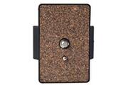 Xcsource Plaque velbon qb-6rl à utilisation rapide pour trépied ph-368 cx686 c600 vct-870rm dc70