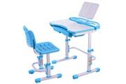 Onetwofit Nidouillet ensemble bureau et chaise enfants hauteur réglable ensemble table chaise pour enfants étudiant étude station de travail avec tiroir ab002