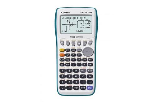 Casio Casio calculatrice graphique graph 35 + e