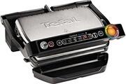 Tefal Opti barbecue smart avec commande automatique, affichage de la température, de l'application 6voreingestellte programmes, 2000w, acier