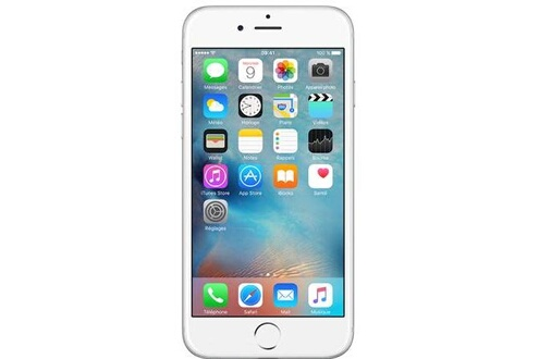 Apple Iphone 6 16go argent touch id non fonctionnel