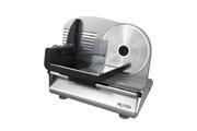 Mliter Trancheuse électrique mliter precision lame en acier inoxydable pour pain et viande, 150 watt
