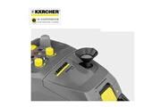 Karcher SG 4/4 - nettoyeur à vapeur - traineau