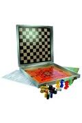 Imagin Malette 15 jeux de société - bois