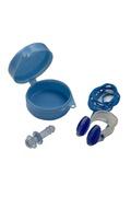 Intex Kit pince nez et bouche oreille - bleu