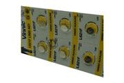 Otech Pack de 10 piles vinnic pour divers ag1