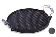 Cook In Garden Planche en fonte 2 faces pour barbecue cook'in garden ø 39,5 cm