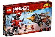Lego Lego 70669 ninjago - la foreuse de cole