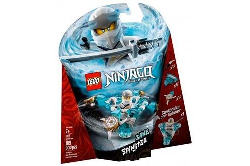 Lego Lego 70661 ninjago - toupies spinjitzu zane