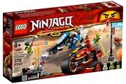 Lego Lego 70667 ninjago - la moto de kai et le scooter des neiges de zane